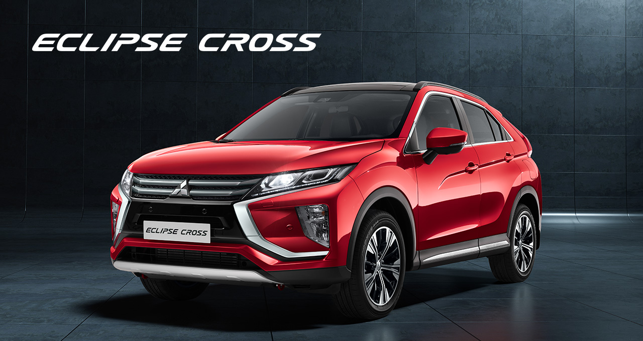 MITSUBISHI ECLIPS CROSS ВЫГОДА ДО 150 000 Р